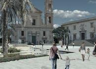 Una Fontana, una Piazza (A Fountain, a Square)