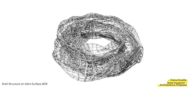 Rose Museum _ Proposal _Structure