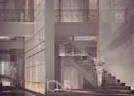 Villa Interior Design – Entrance Lobby and Foyer Design Ideas