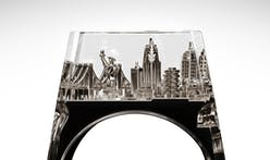 Jewelry inspired by the architecture of global cities