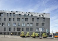 Casanova Block,mixed-use building in Chartres, France