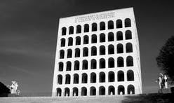 The architectural eclecticism of Mussolini's Italy