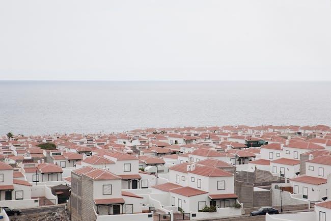 Instant village Tenerife Island, Canaries New housing. 2010 ©Simona Rota