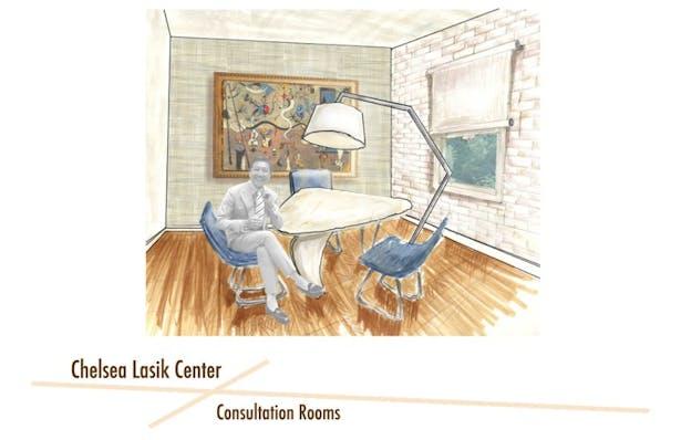 Lasik Consultation Rooms