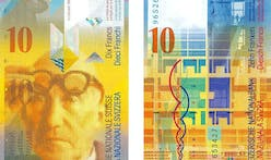 Le Corbusier's Chandigarh to be removed from Swiss 10-Franc bills