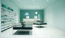 Startup pharmacy space in Brooklyn designed by Sergio Mannino Studio