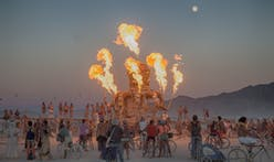 The urban planning of Burning Man