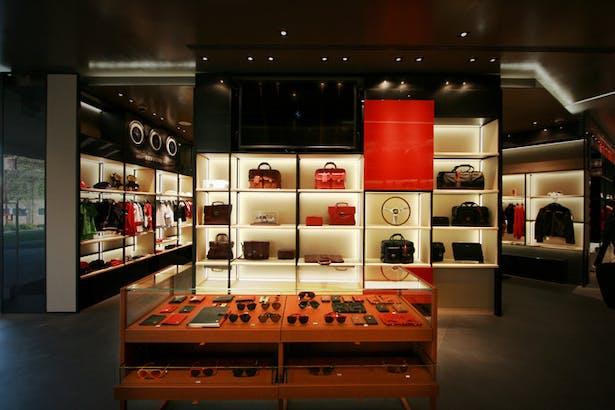 Ferrari Store Maranello - Lifestyle Area 2