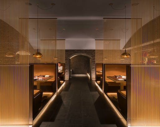Lebua Hotels & Resorts Breeze restaurant by Eight Inc. Photo courtesy of Eight Inc.