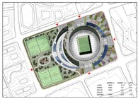 Quanjian Sports Park, Urban Design
