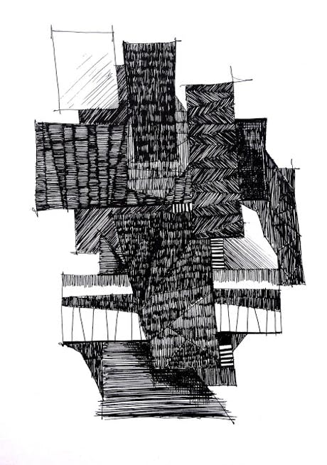 Architecture Sketches 2