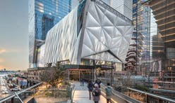 Diller Scofidio + Renfro's highly anticipated Shed announces April opening