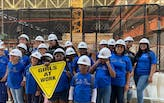 Tools & Tiaras: empowering girls for a career in construction — and for life itself