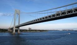 Video of NYC's Verrazzano-Narrows Bridge facing high winds goes viral