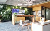 """People volunteer to """"work"""" in these fake offices to help Well Living Lab make future building design healthier"""