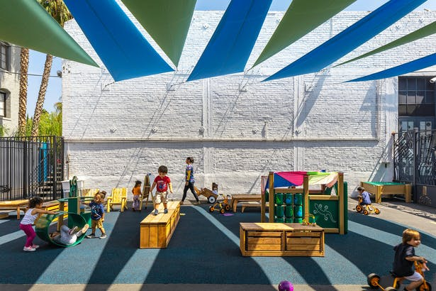 toddler playground © Nico Marques