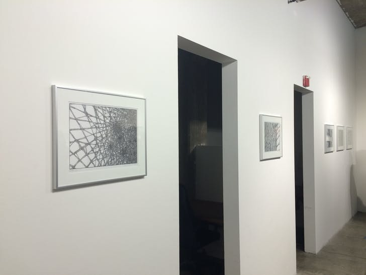 From OWC's exhibition at SCI-Arc, photo by the author.