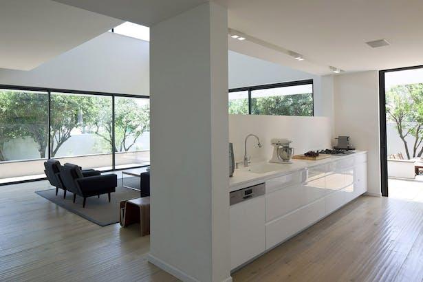Interior View   Level 01  