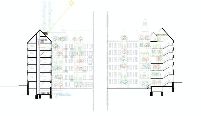 Section. Image courtesy of KATOxVictoria.