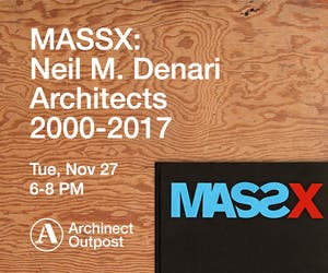 MASSX: Neil M. Denari Architects 2000-2017