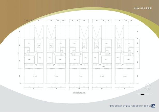 220n B1 floor plan