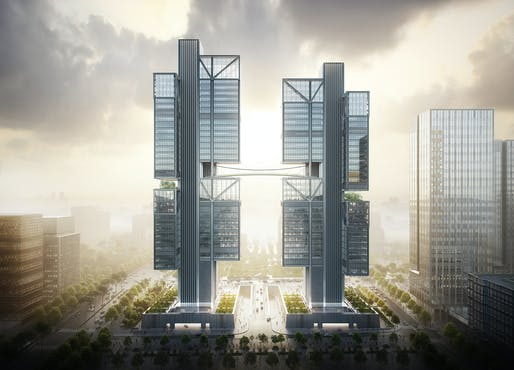 Foster + Partners: Dajiang Innovation HQ, Shenzhen, China