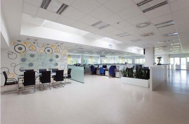 Sejong - interior - office