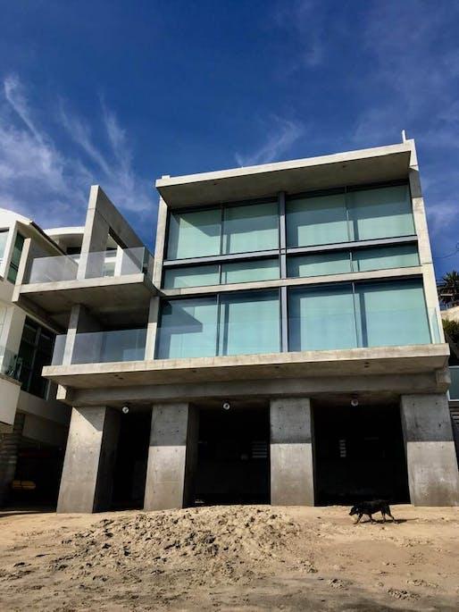 Tadao Ando, Malibu Beach 2013