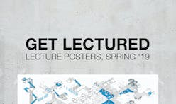 The most popular Spring '19 architecture school lecture poster is...