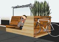 Parklet San Jose CA 2013