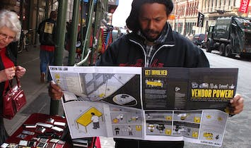 Center for Urban Pedagogy accepting applications for inaugural Change in Design Fellowship