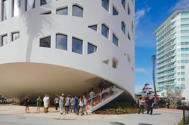 Faena Forum. Photo: Philipppe Ruault.