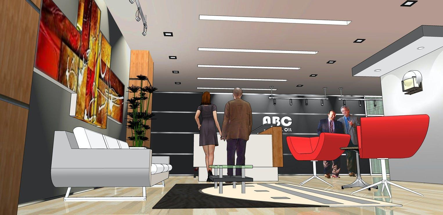 Interior design frank farzan kholousi aia ncarb archinect for Table 6 2 occupant load