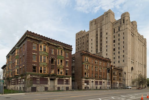 Derelict buildings in Detroit's inner city. Photo: jqpubliq/Flickr