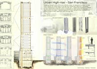 Urban High Rise - San Francisco