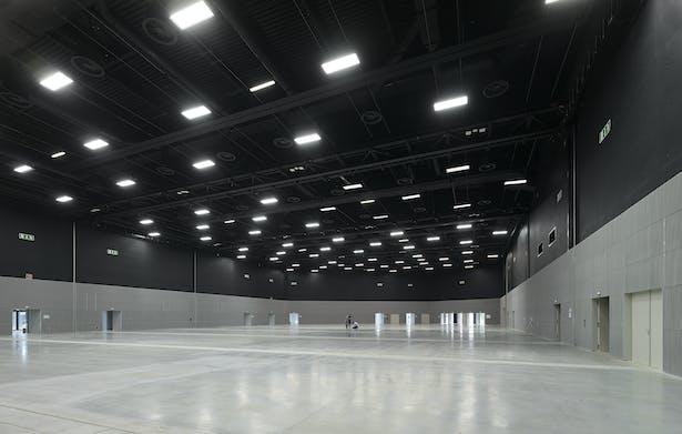Palais de la Musique et des Congrès (PMC) Strasbourg – The 3.000 m² multifunctional hall Rhin