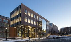 LMN Architects' Plant Sciences Building at Washington State University opens