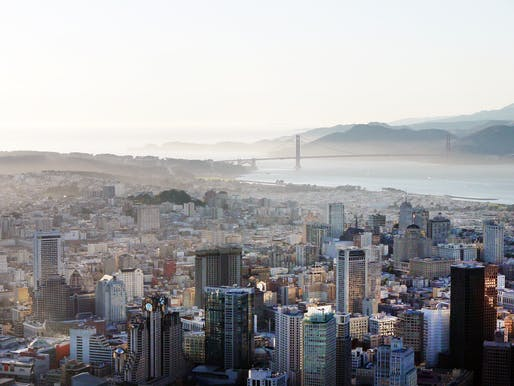 San Francisco has the nation's second highest market share of $1M+ homes. Photo: Craig Howell/Flickr