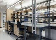 Biochemistry Laboratory Renovation