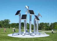 The Solar Wind Plaza