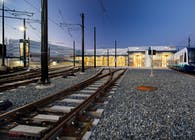Stantec/Hensel Phelps team completes construction for Sound Transit's new light rail base in Seattle area