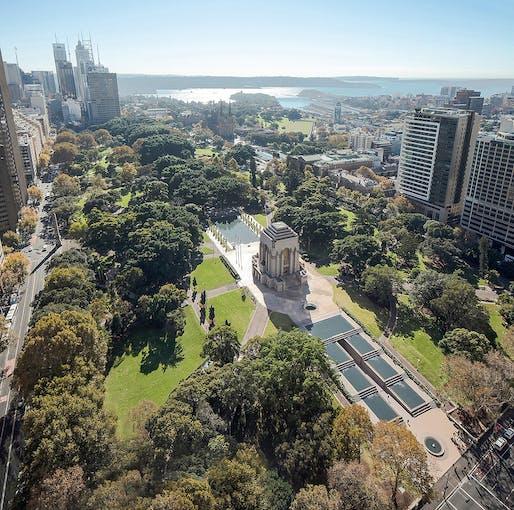 Anzac Memorial Centenary, Sydney, NSW, Australia, 2019 by Johnson Pilton Walker Pty. Ltd. Photographed by Brett Boardman and Matteo Salval.