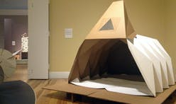 Cardborigami: Designed to Help the Homeless