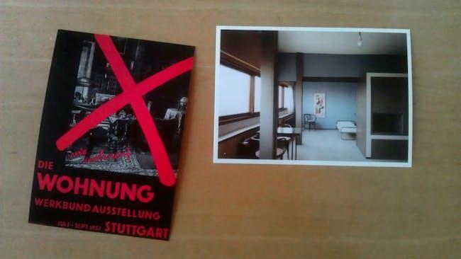 Postcards - 'Die Wohnung'