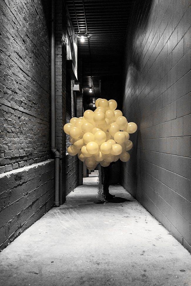 Balloon via Bradly Gunn