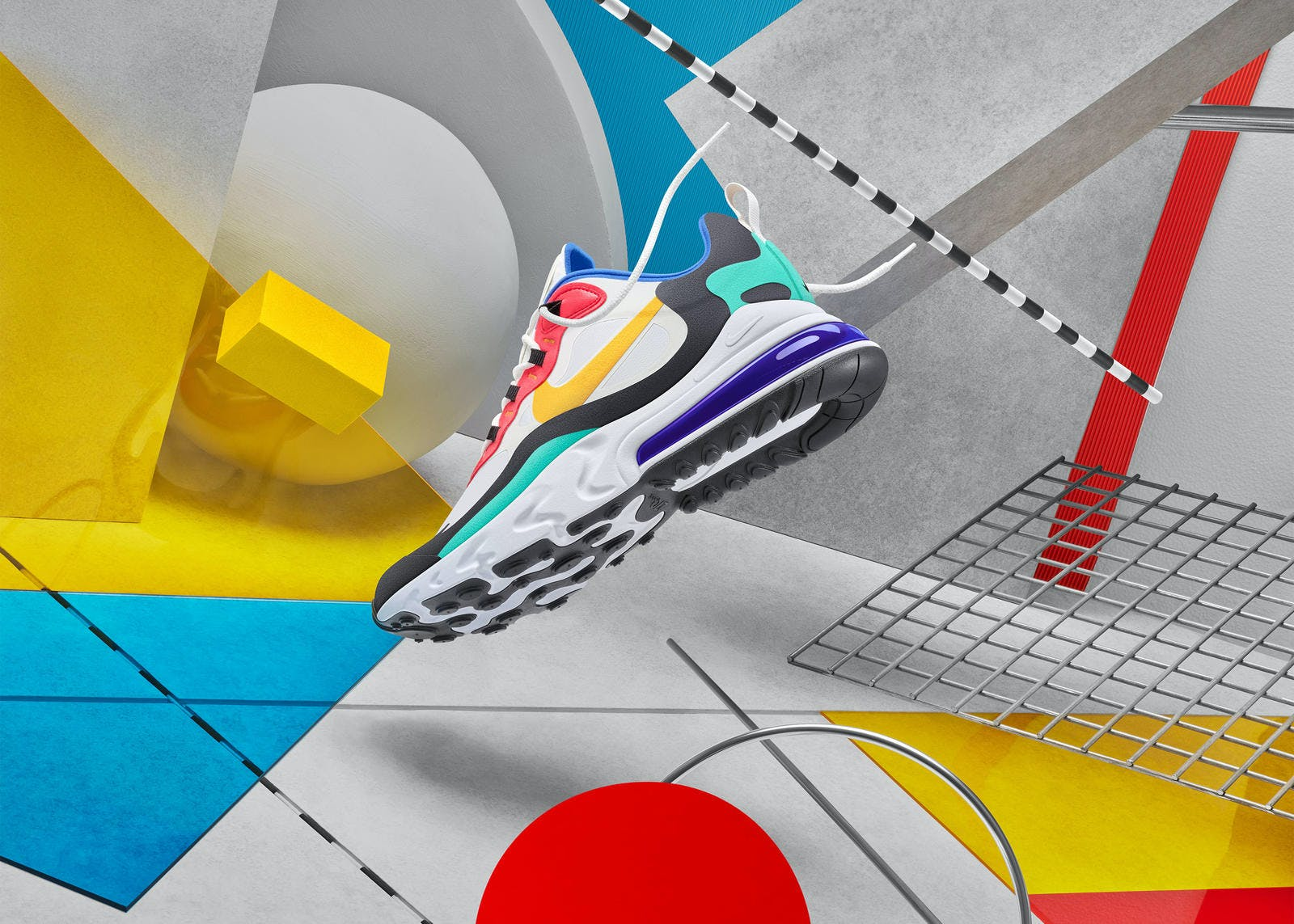 more photos 76ece d7b6b Would you wear these Bauhaus-inspired Nike shoes? | News ...