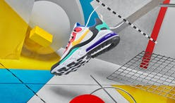 Would you wear these Bauhaus-inspired Nike shoes?