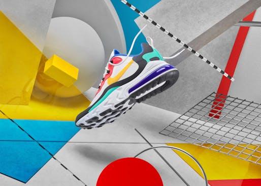 Nike Air Max 270 React. Image © Nike