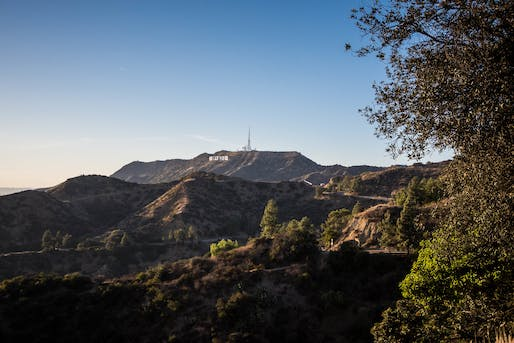 "Hollywood Sign from Griffith Park. Image © m01229 <a href=""https://flic.kr/p/22oyAPb"">Flickr</a>"