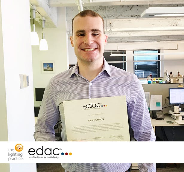 Evan Wilson EDAC, LEED AP BD+C,Lighting Designer I